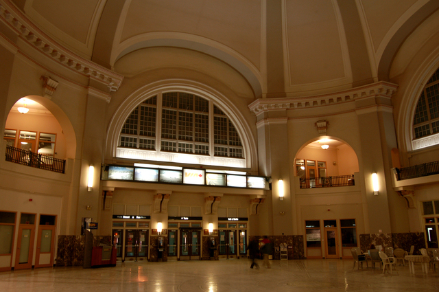 winnipeg train station