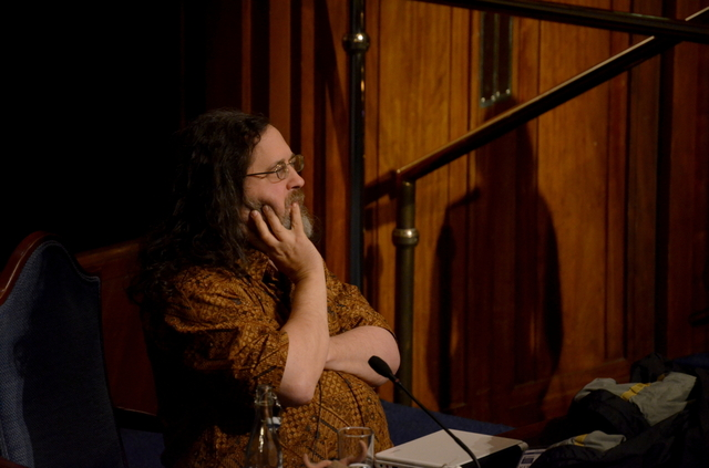 Richard M. Stallman or RMS