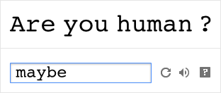 Image result for prove you're human