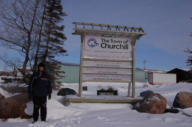 churchill city
