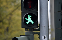 Ampelmännchen - little traffic light man